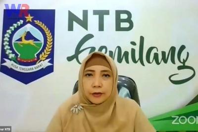 Wakil Gubernur NTB Dr. Hj. Siti Rohmi Djalilah, M.Pd