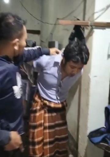 HR pemilik sabu ditangkap
